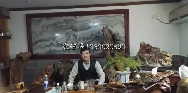 崖柏老李在北京开崖柏馆结识了收藏家——陈哥