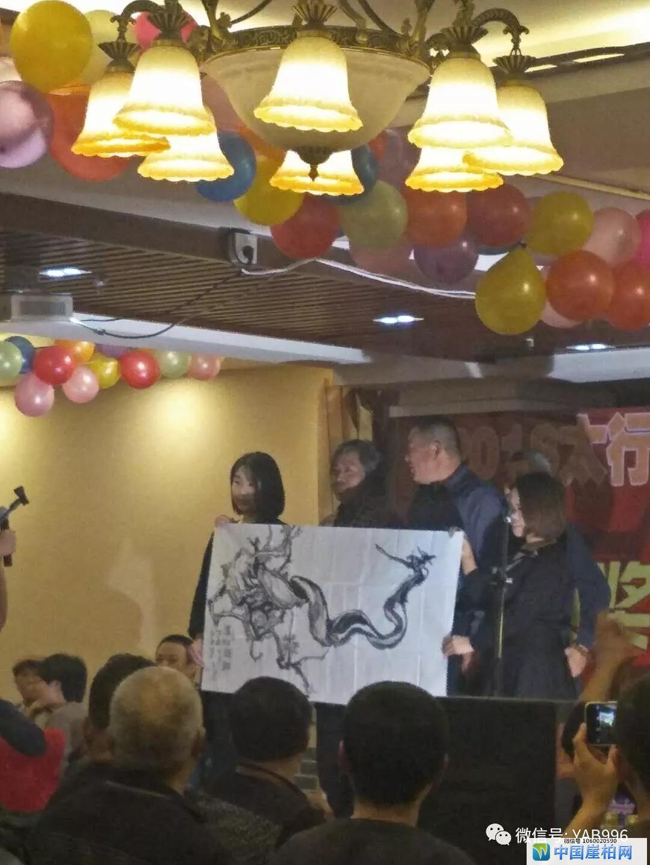 昔阳展11.5米的崖柏画以8万元的高价成交!