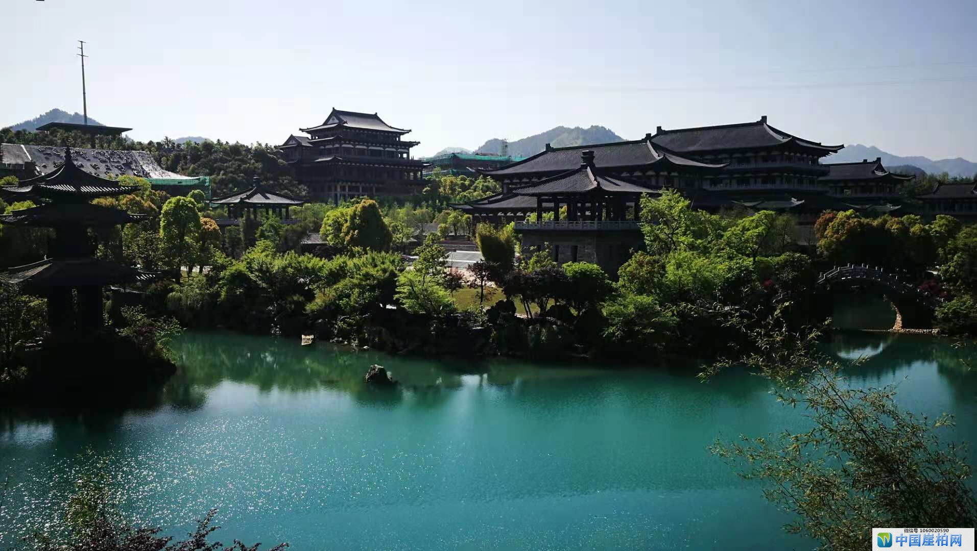 中国根博园外景图