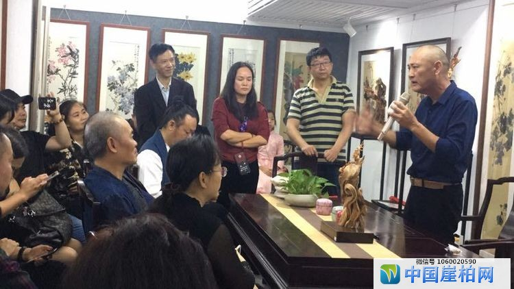 杜运财:崖柏香文化艺术研究会成立的意义