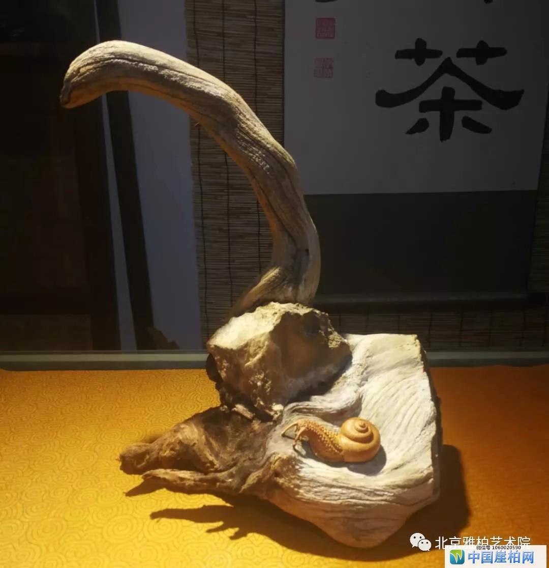 邹锋:我与崖柏雕刻的几位同学