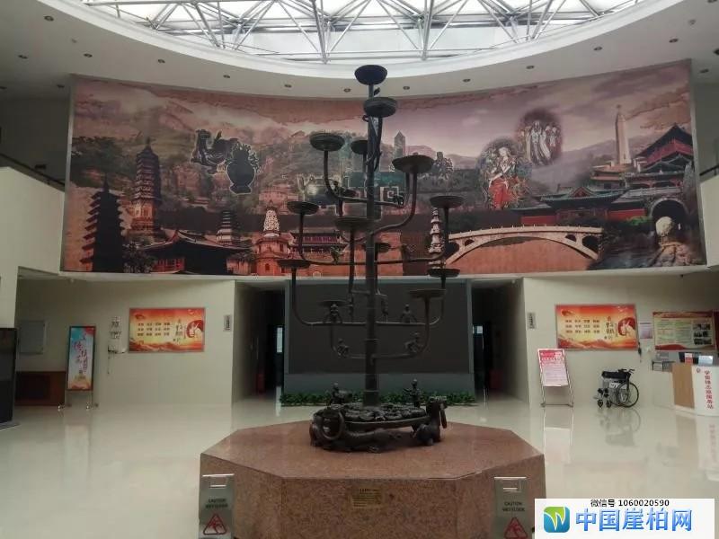 石家庄市博物馆大厅