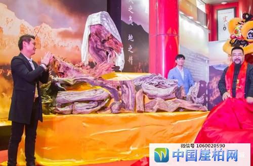 2019第六届《云崖杯》根艺博览会在广州百艺城正式开幕
