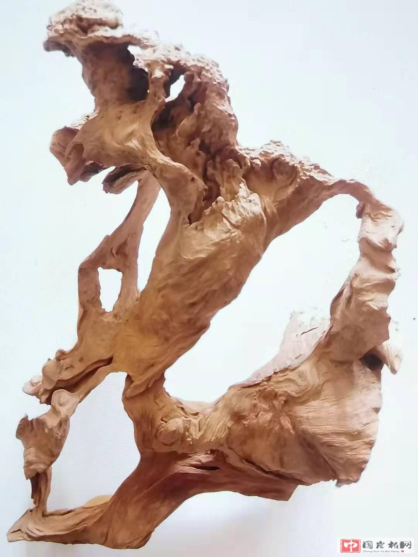 《八戒》  香杉作品 高42厘米  重1150克